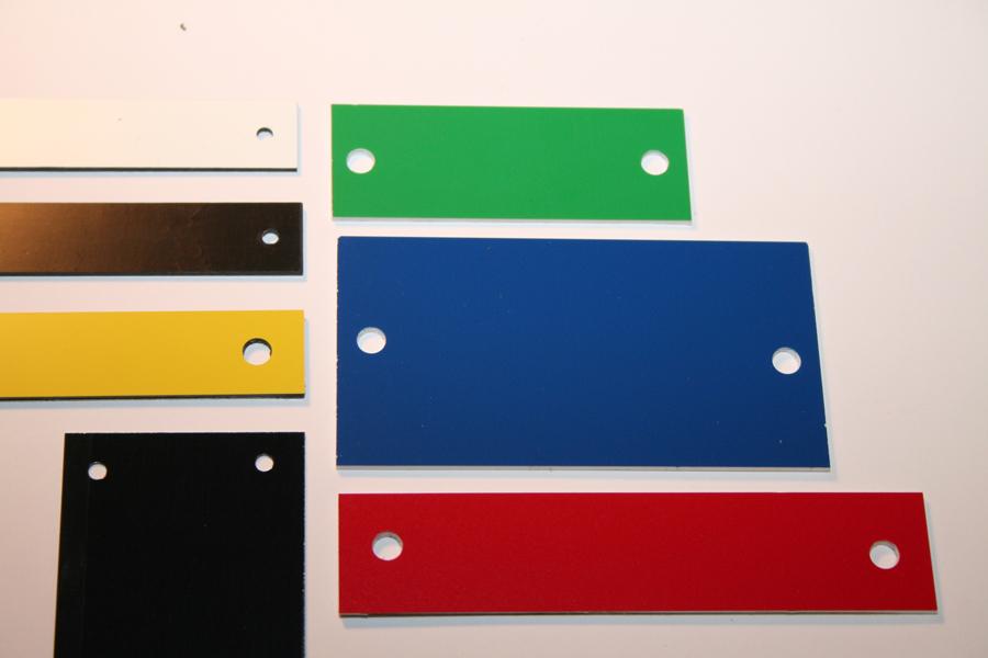 Panneau de construction rotatif gravé sur du matériel de gravure TroPly