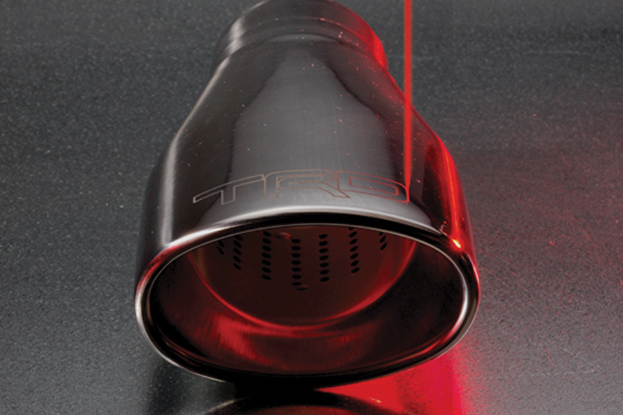 Metall lasern Metall markieren