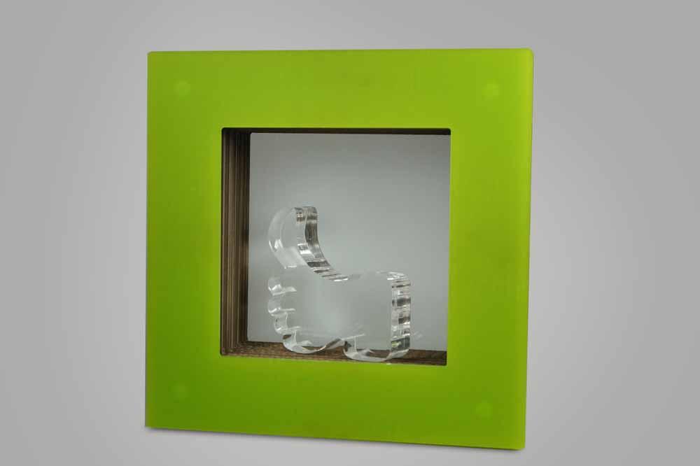 TroGlass LED