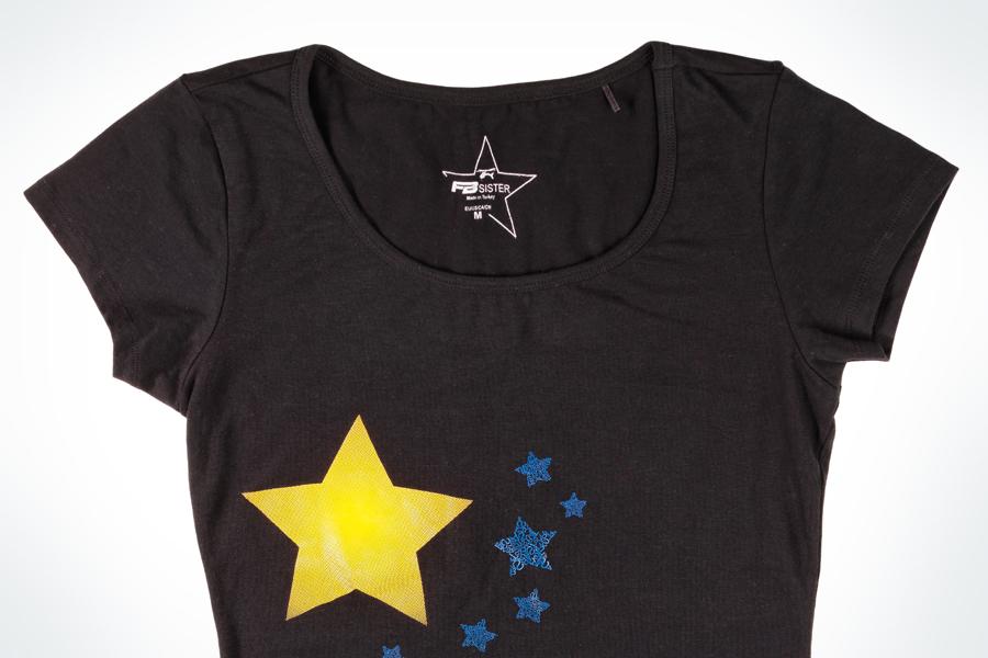 Shirts individualisieren mit LaserFlex