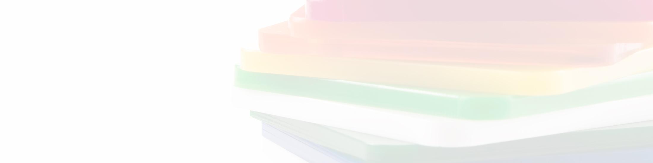 Acrylplatten zum Laserschneiden und Gravieren