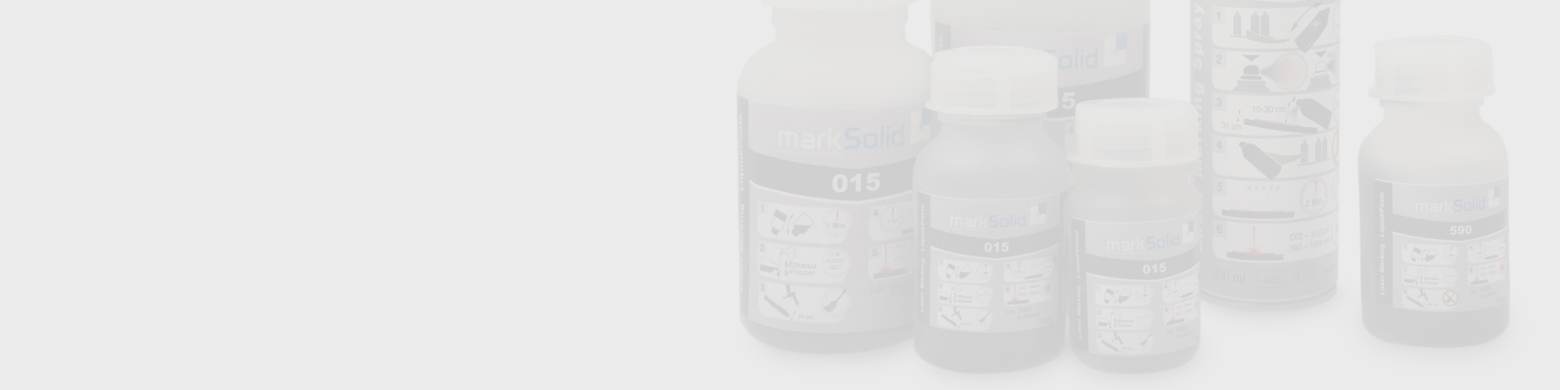 metal marking spray for uncovered metal sheets