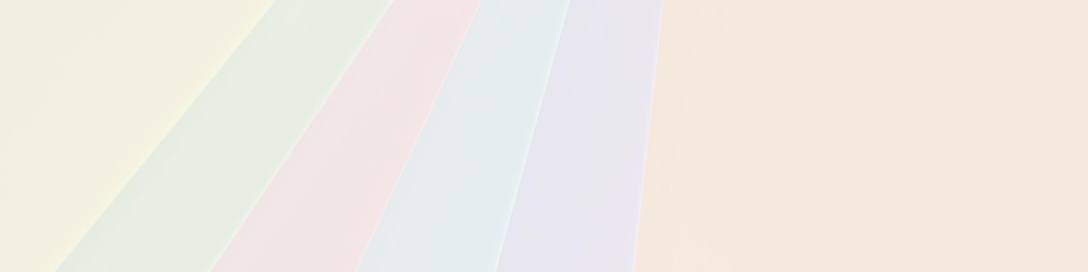 TroGlass acrylic sheets pastel