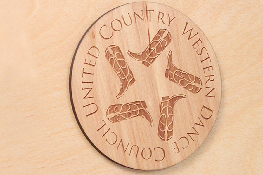 Engraving Wood Sheets