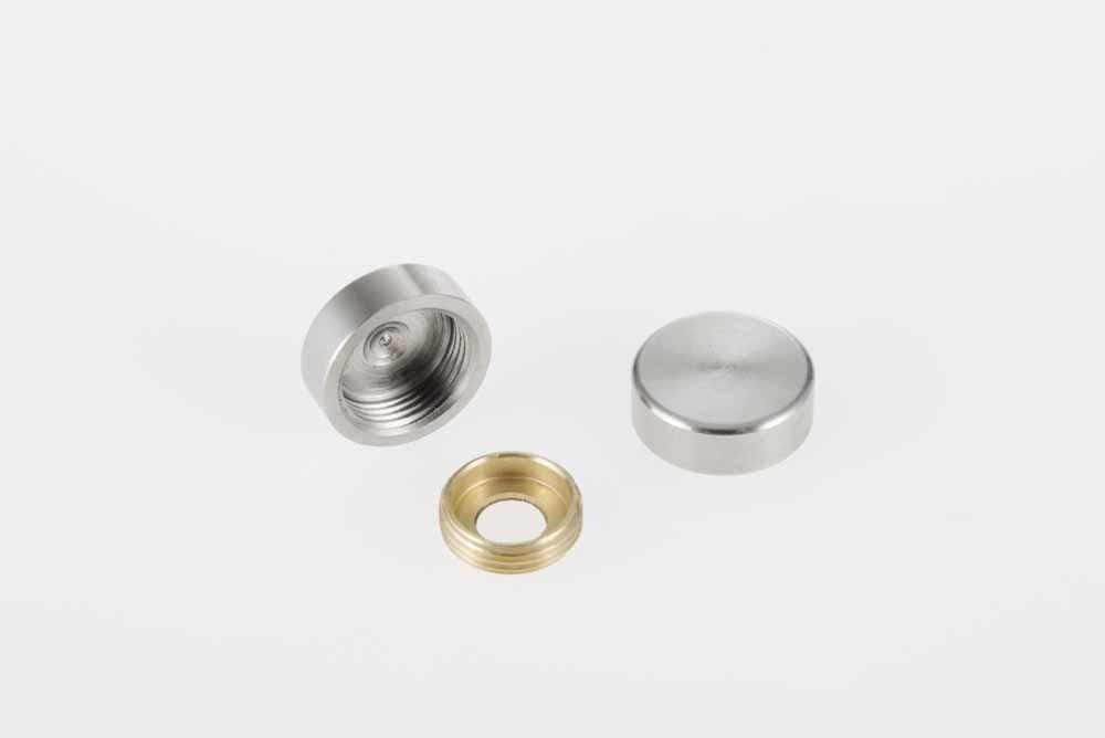 Screw cap 18mm/4.5mm screw 20pc