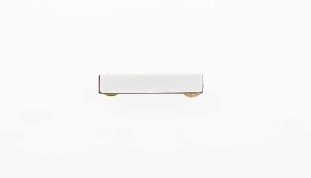 Badge Pin Clip adhesive 4333