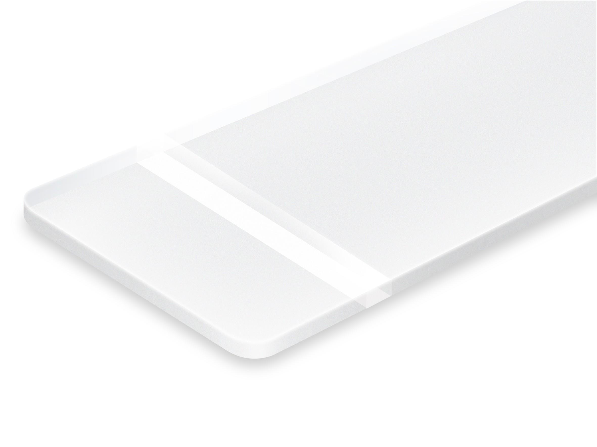 Trolase Reverse Transparent Acryl For Reverse Engraving