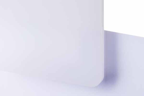 TroGlass LED White matt