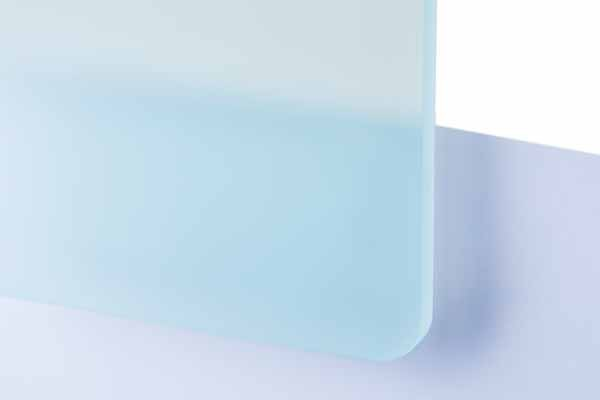 TroGlass Satins Aquamarine translucent