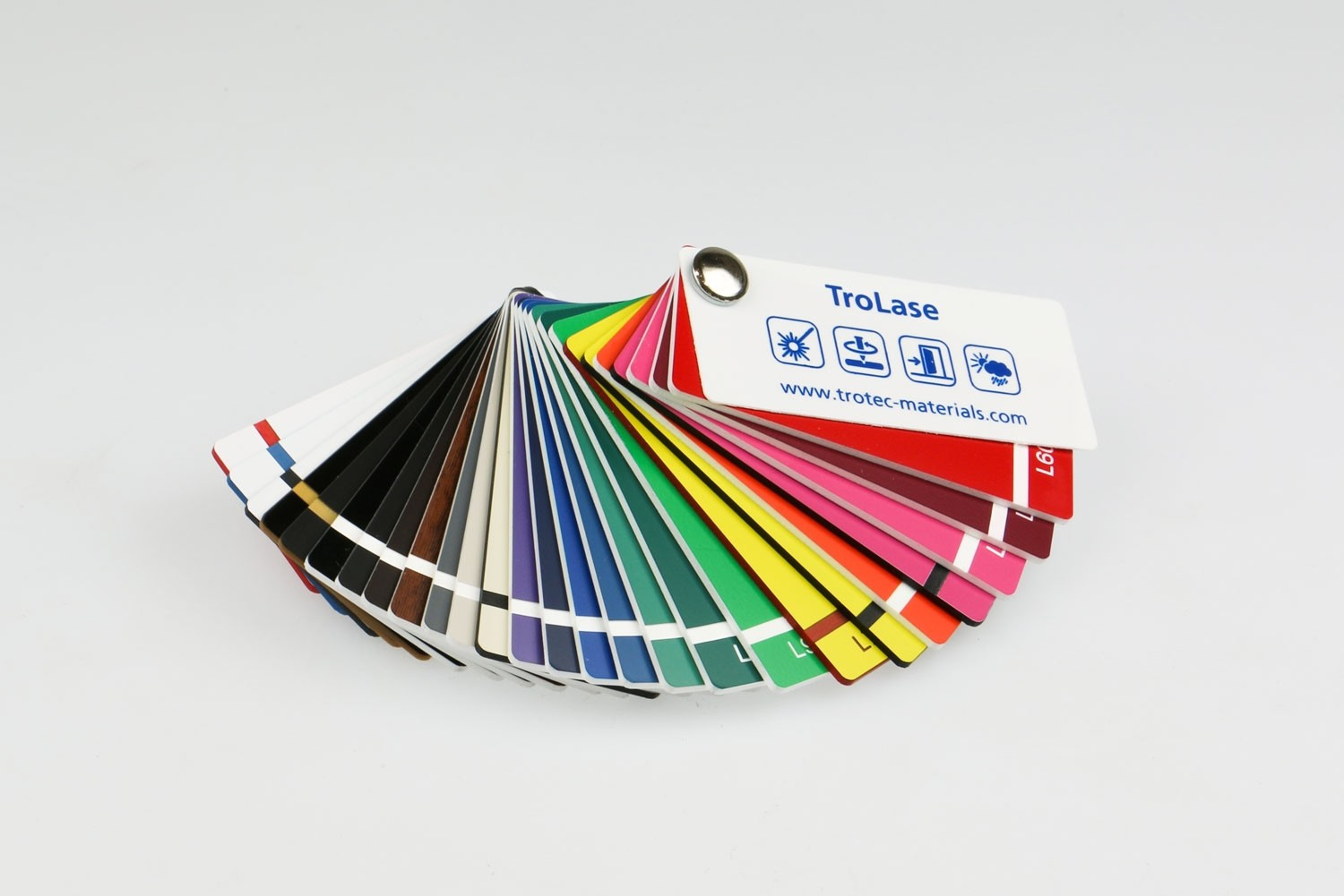 Color Fan TroLase