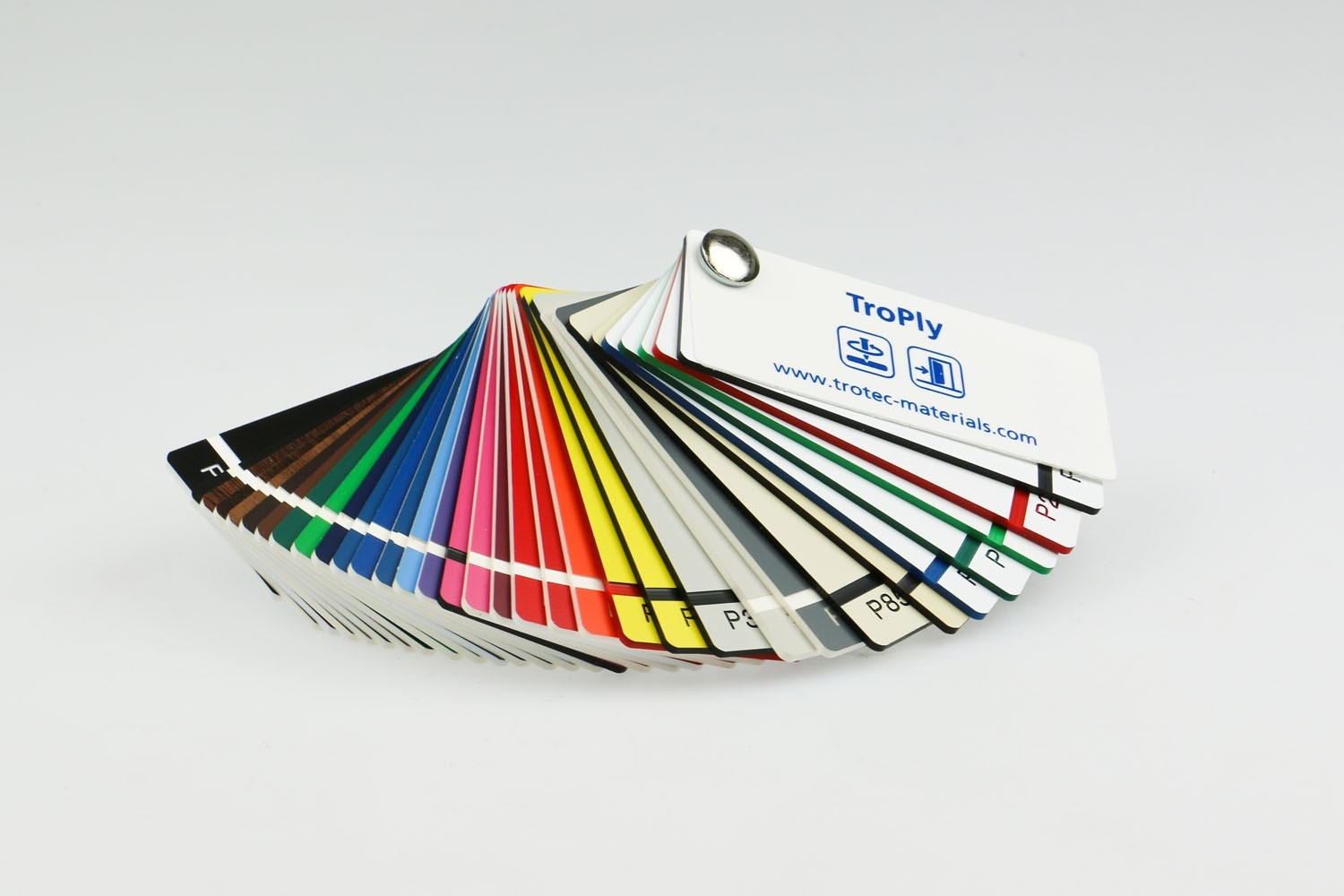 Color Fan TroPly