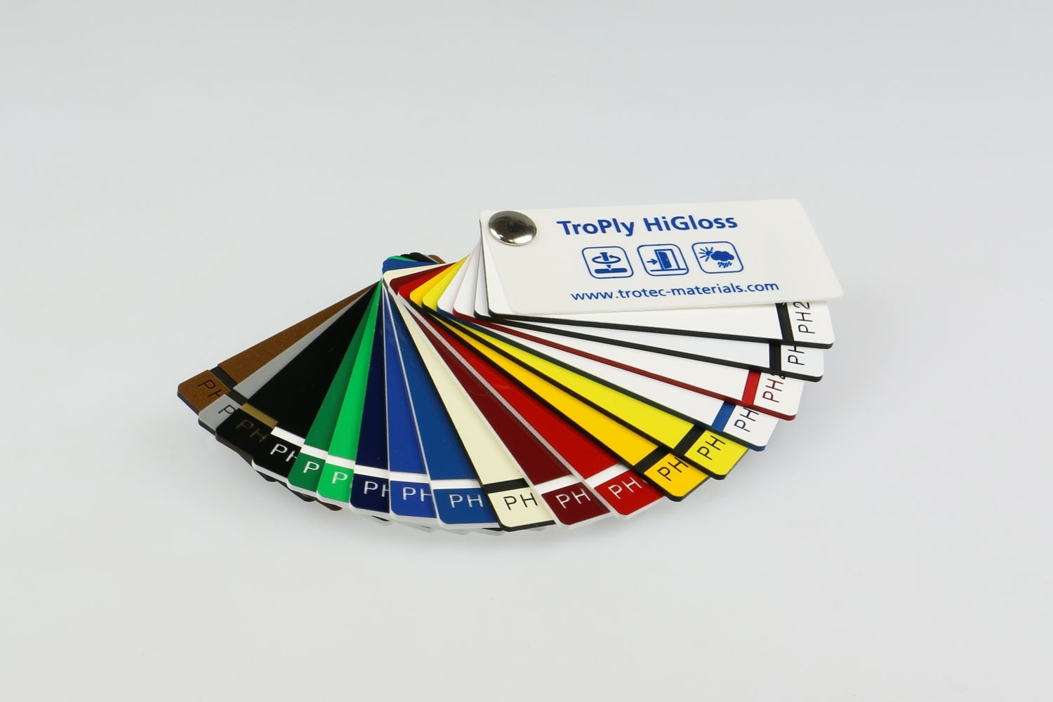 Color Fan TroPly HiGloss