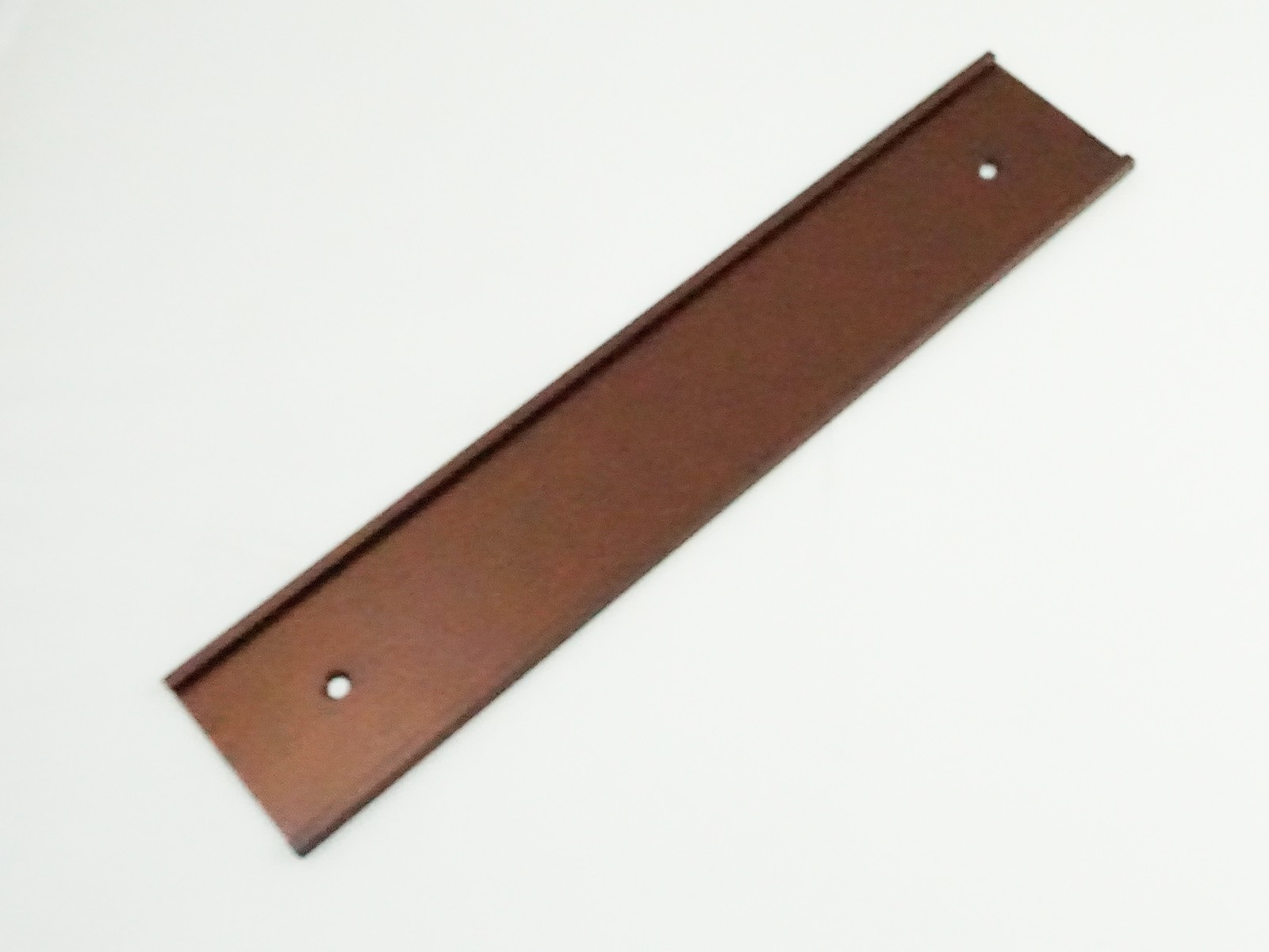 "2"" x 1/16"" x 10"" Wall Bracket, Bronze"