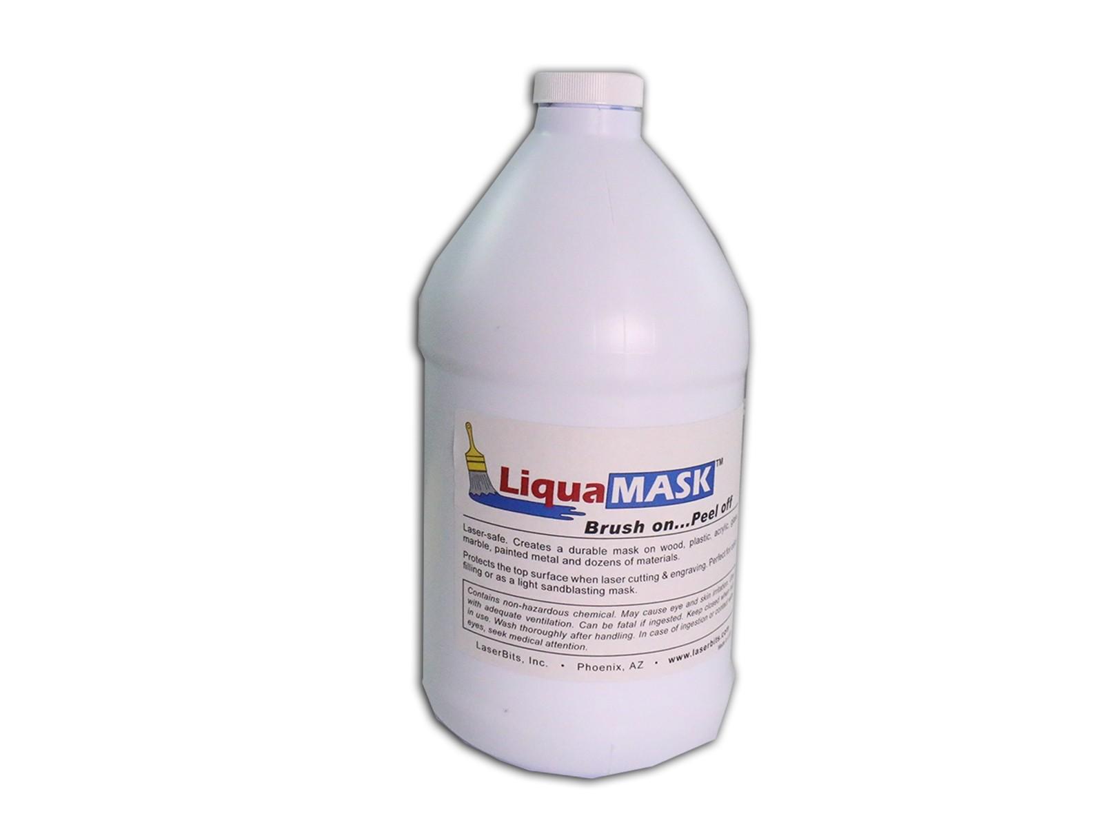 LiquaMask - Half Gallon