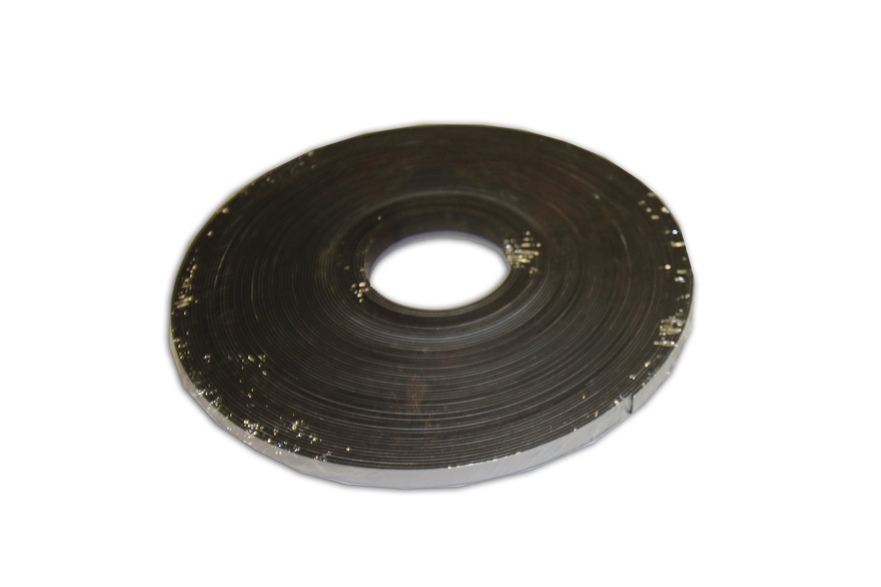 "1/2"" Magnetic Tape with Self-Adhesive, 0.06"" x 100 ft"