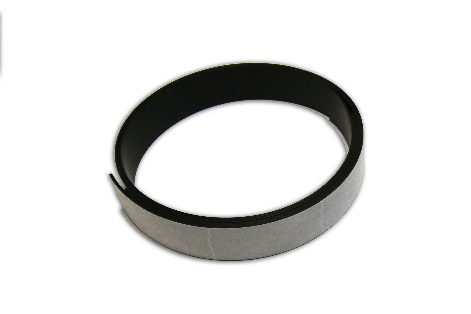 "3/4"" Magnetic Tape with Self-Adhesive, 0.06"" x 100 ft"