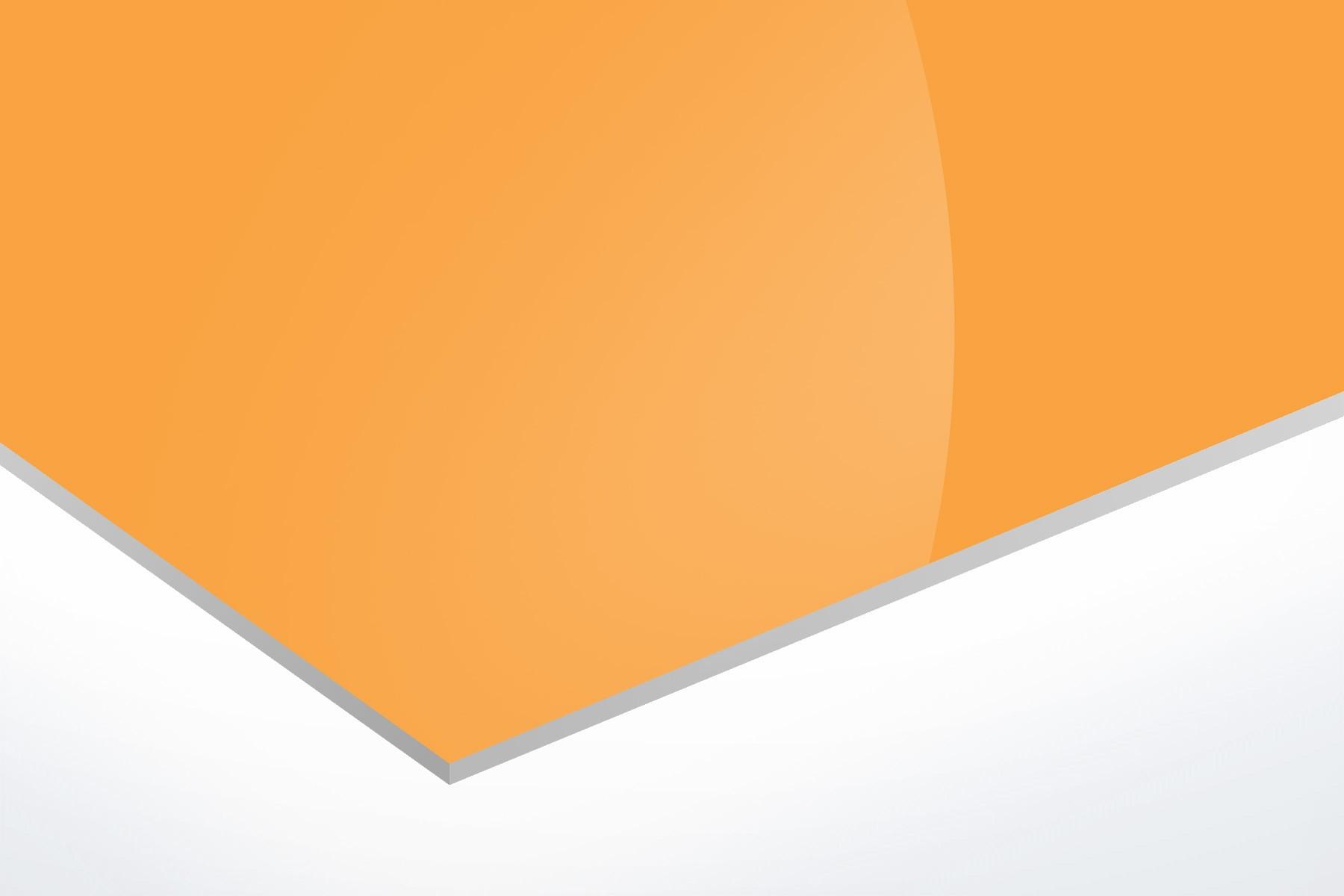 "Opaque Orange/Silver 0.025"""