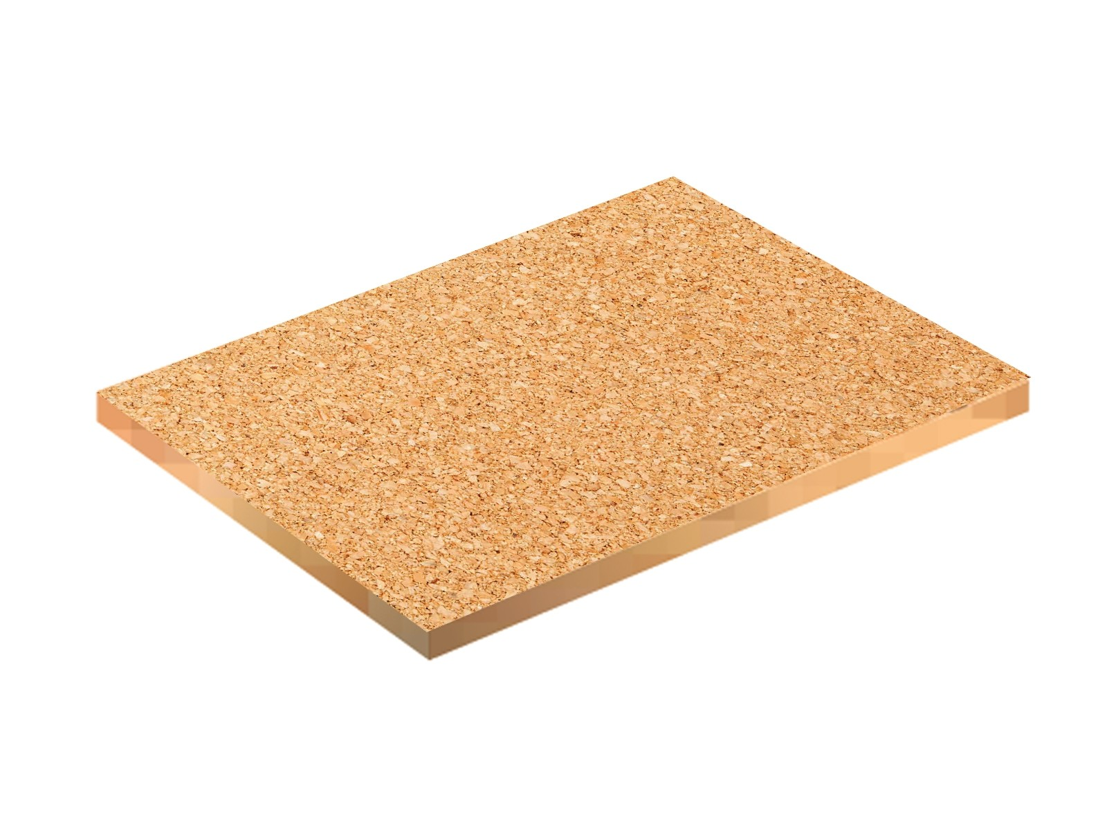 "Cork Board Sheets - 24""x36"" - 1.5mm (.06"")"