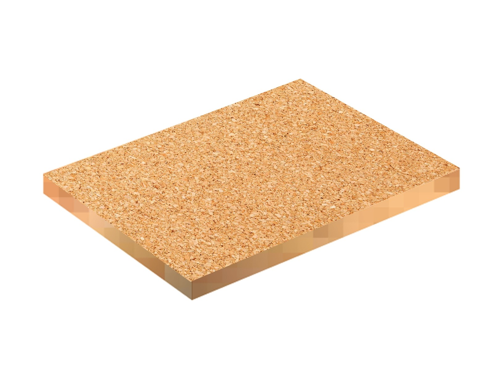 "Cork Board Sheets - 24""x36"" - 3mm (.118"")"