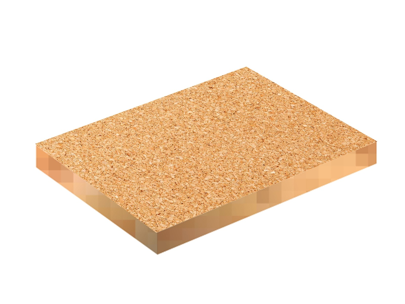 "Cork Board Sheets - 24""x36"" - 6mm (.236"")"