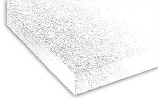 """Polyethylene Sht White 4lb 24x48x1/2"""""""