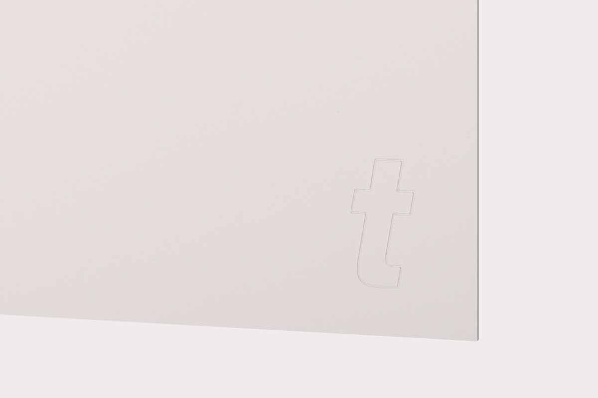 LaserPaper Synthetic White (110 lbs cover) 10pcs