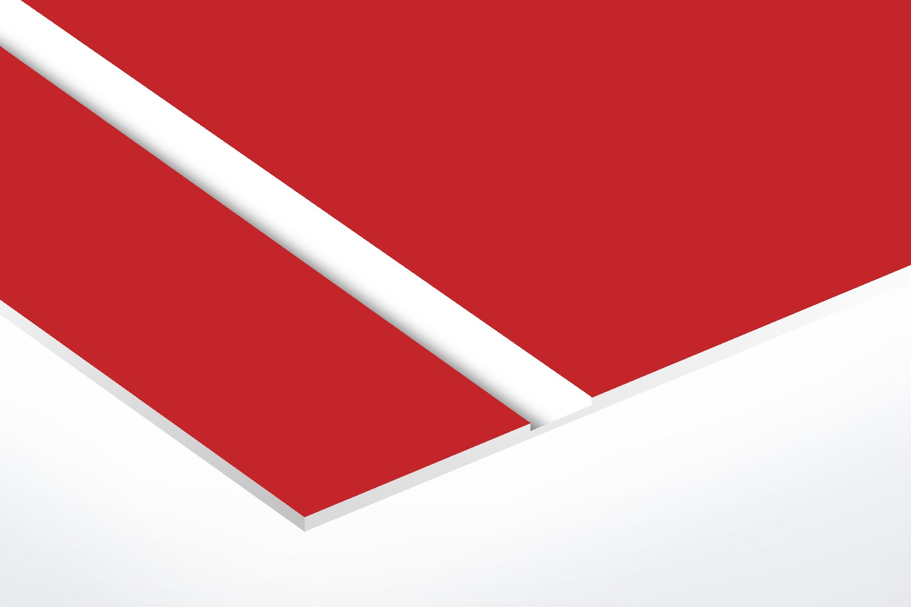 Red/White 0.004""