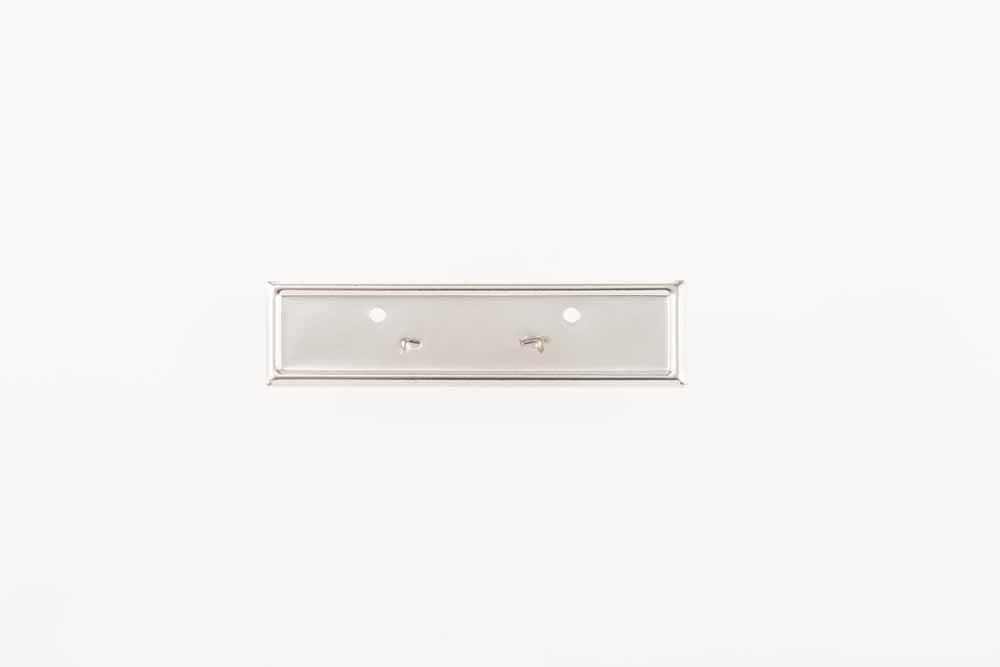 Porta cartellino spilla ARG 12,5x64mm