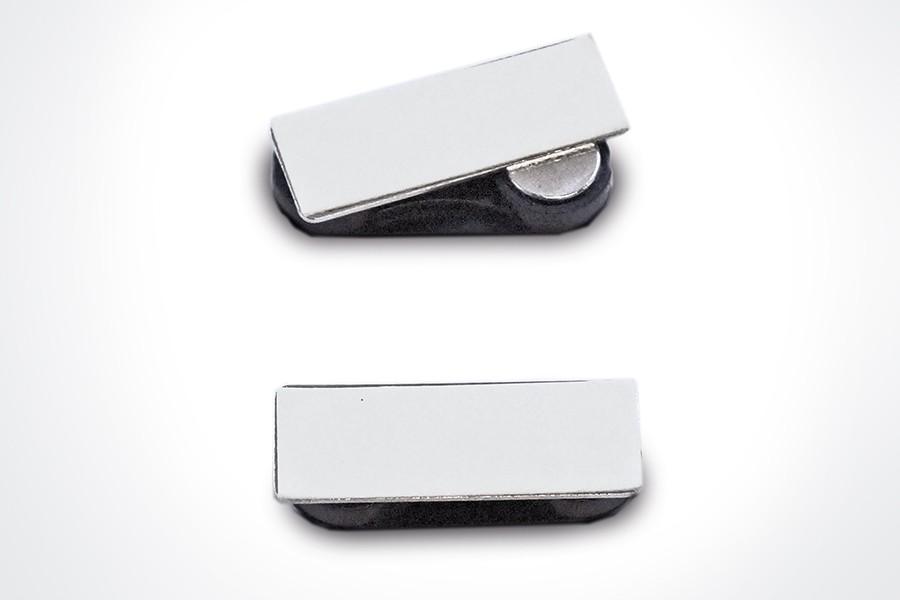 Self Adhesive Badge Magnet small