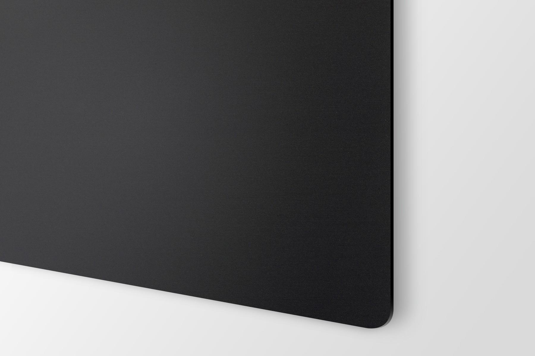 Durablack schwarz matt