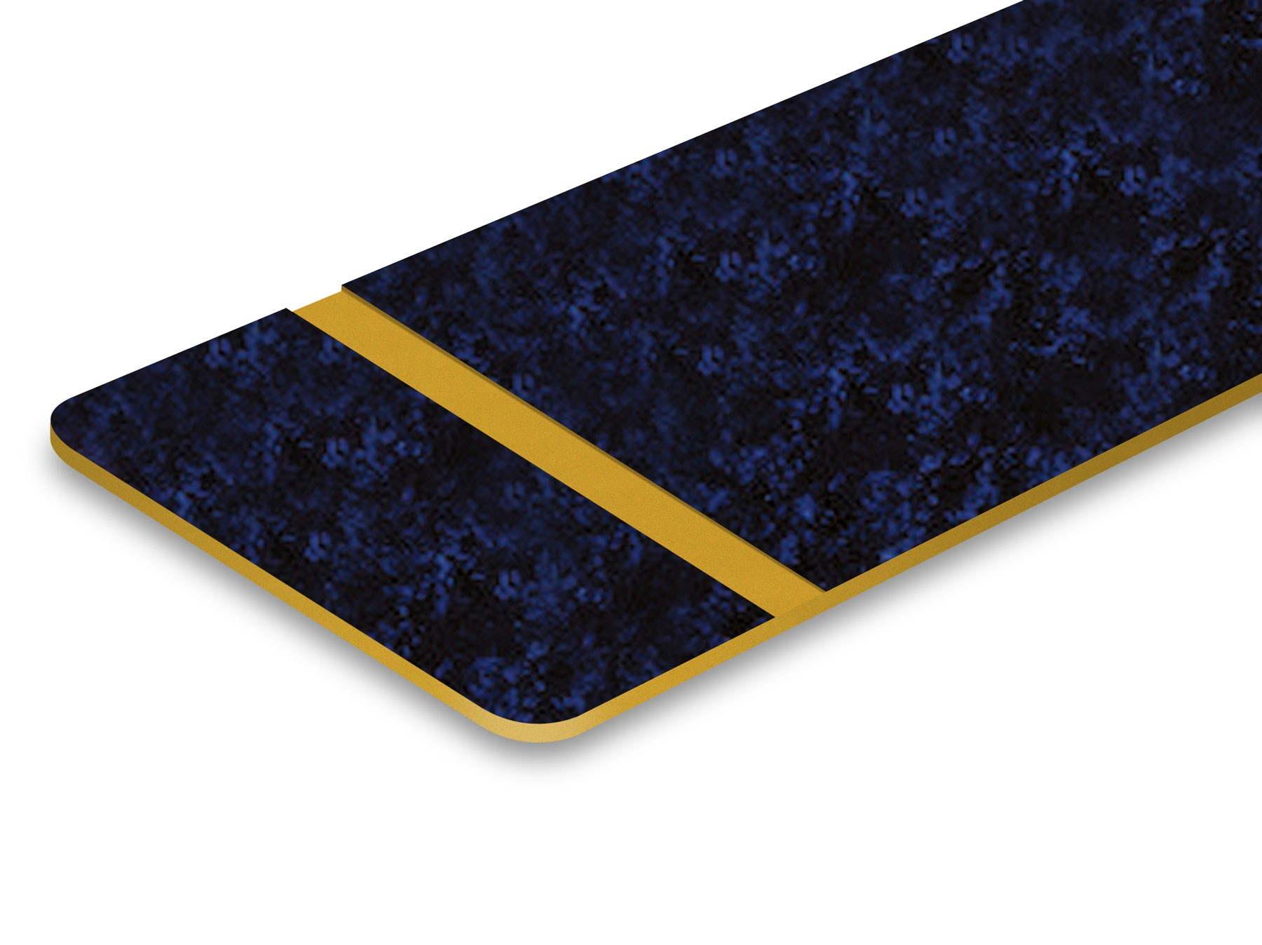 Blu Celeste/Oro 0,5mm