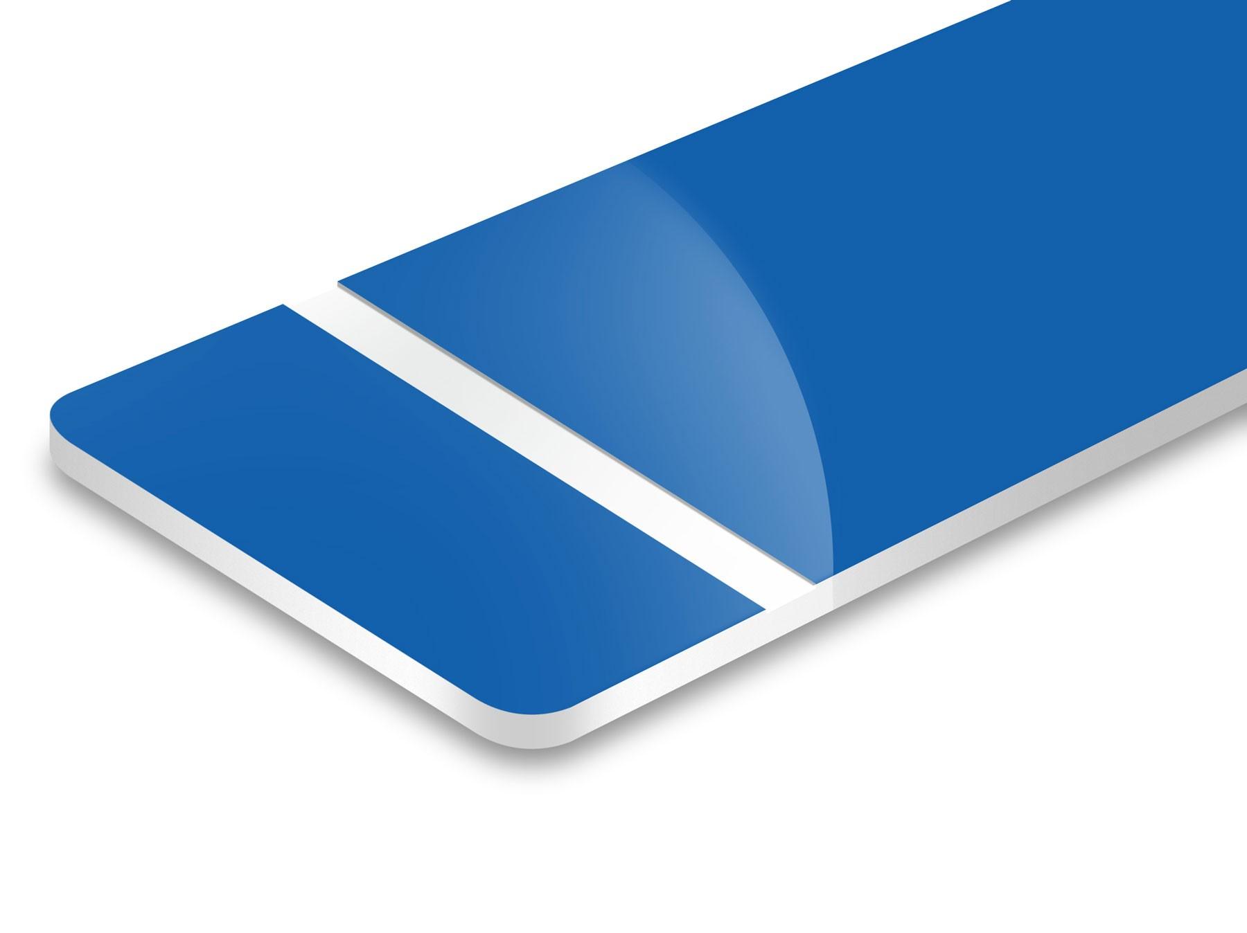 Zaffiro/Bianco 1,6mm
