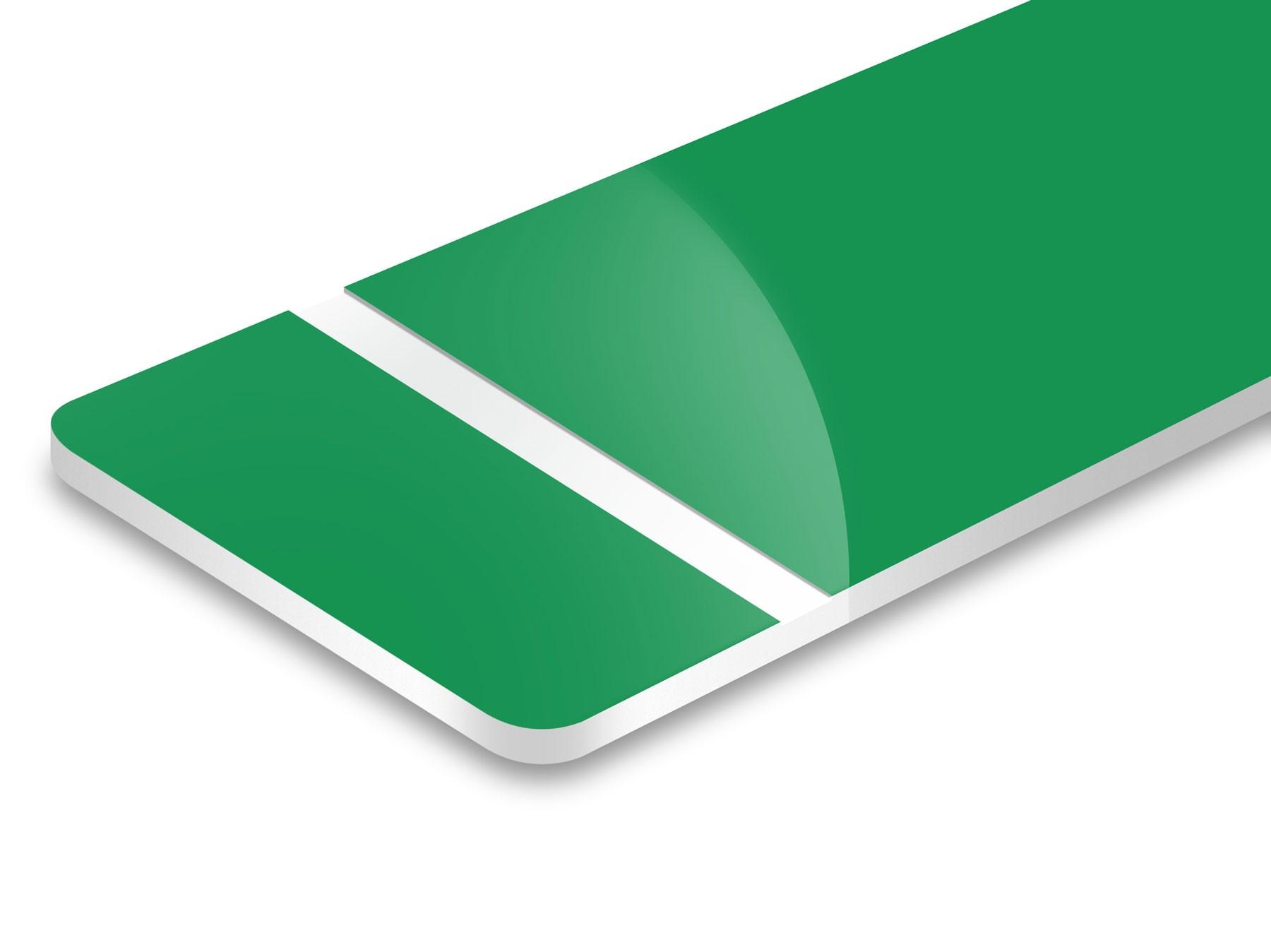 Verde/Bianco 3,2mm