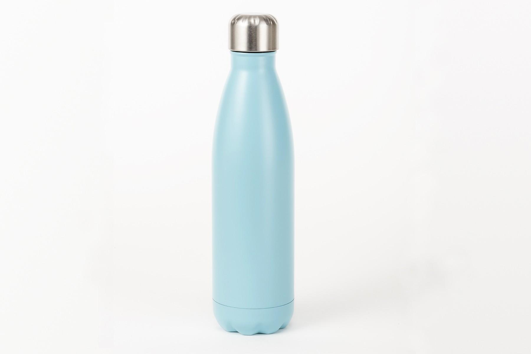 Bottiglia Laserabile Azzurro, 500 ml