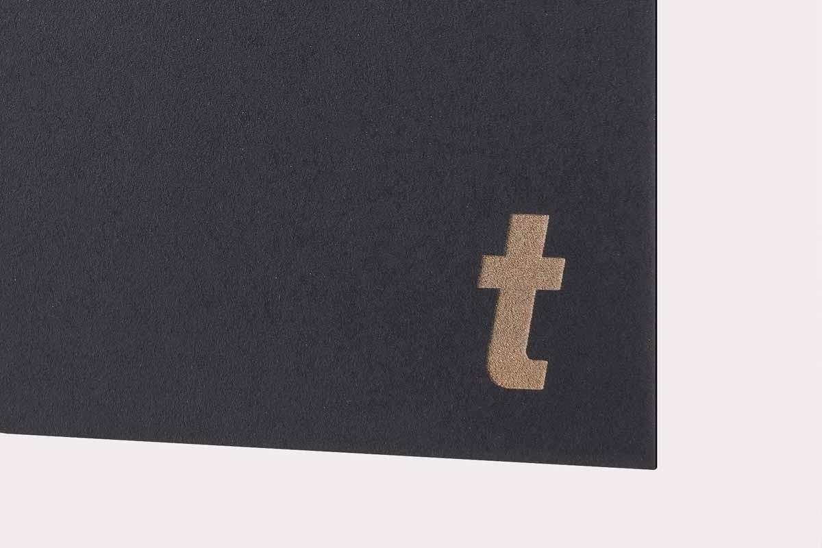 Carta Laser Blu scuro 270g/m2 10pz.