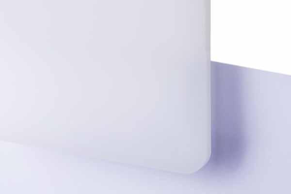 TroGlass Duo Bianco 3mm