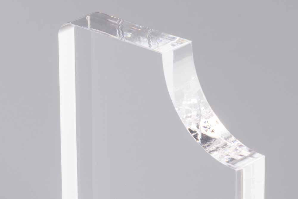 TroGlass Acrilico colato trasparent 10mm