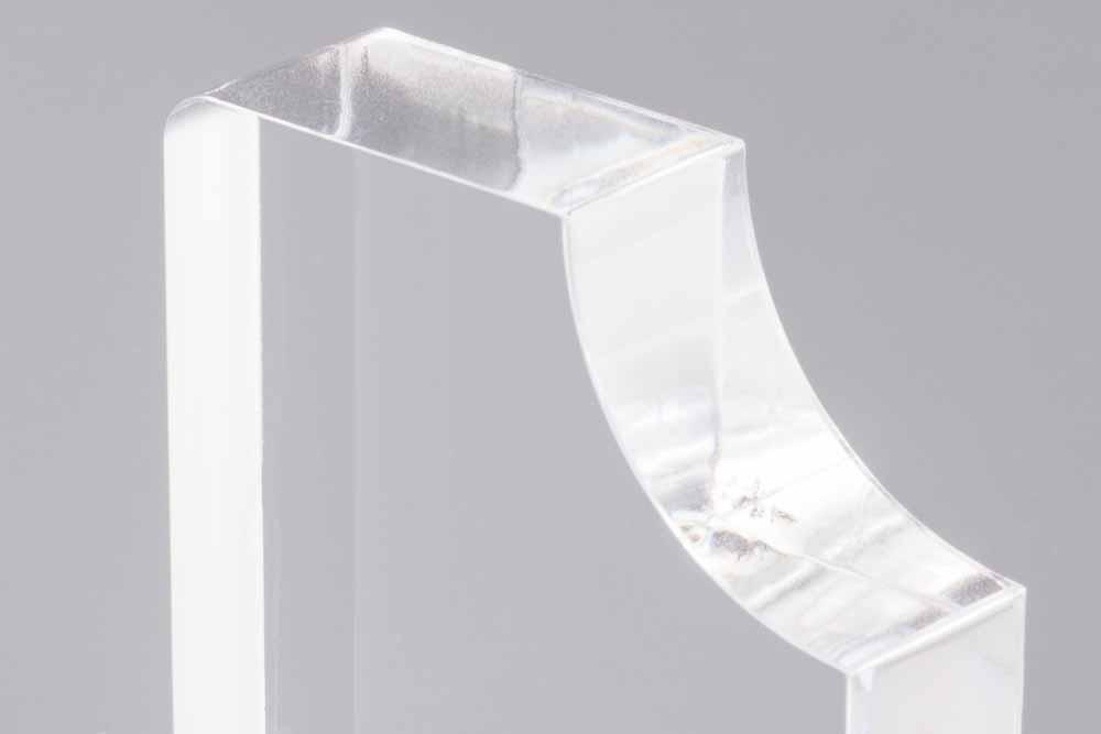 TroGlass Acrilico colato trasparent 15mm