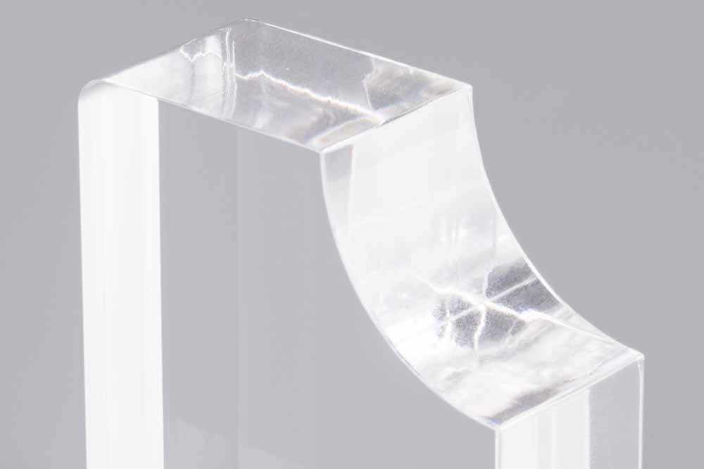 TroGlass Acrilico colato trasparent 20mm