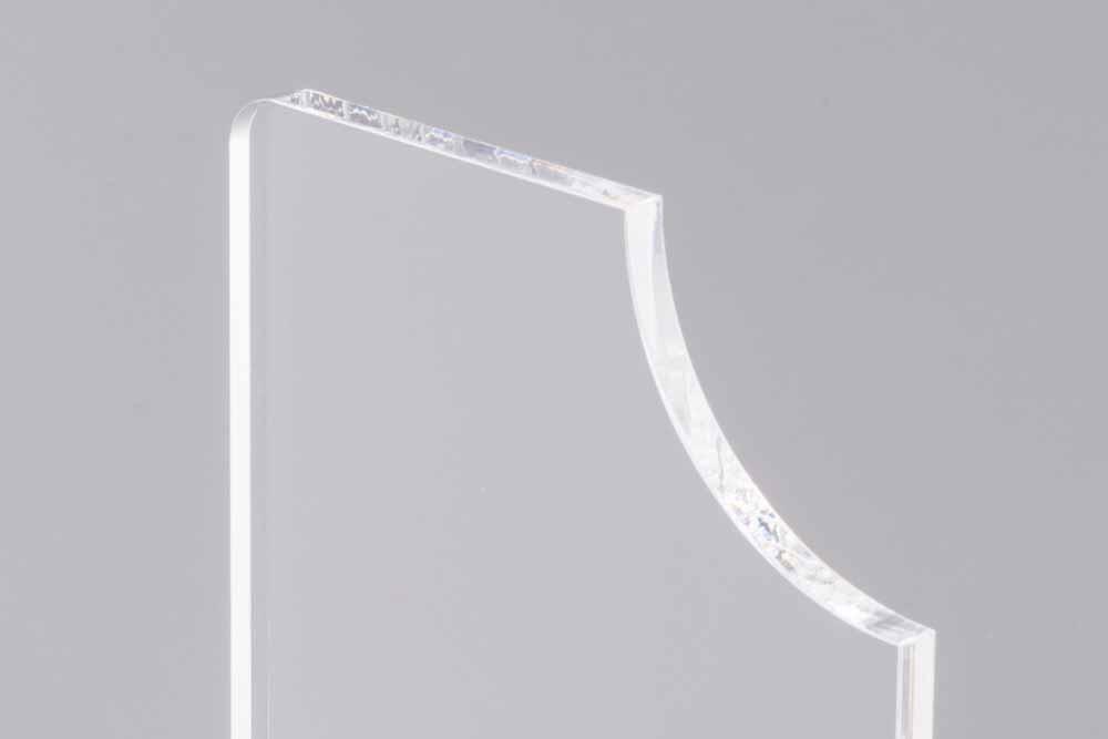 TroGlass Acrilico colato trasparente 3mm
