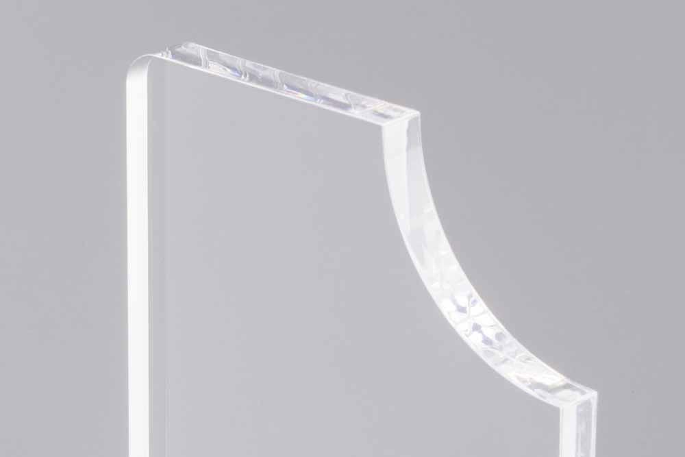 TroGlass Acrilico colato trasparente 5mm