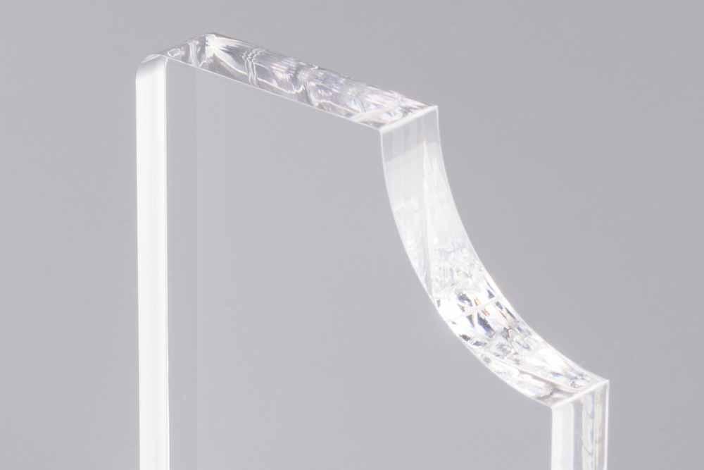 TroGlass Acrilico colato trasparente 8mm