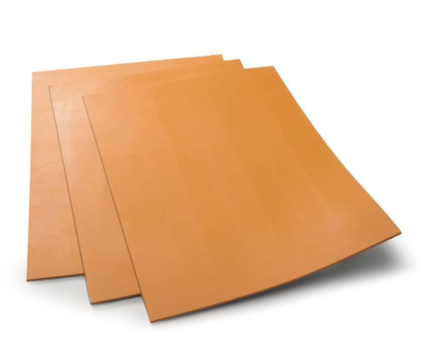 TEMPO, Orange A4, 2,3 mm