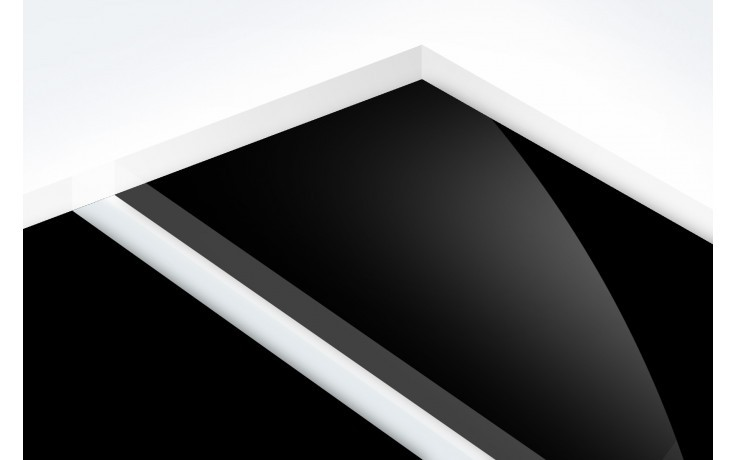 TG Reverse Gloss/Black 3mm