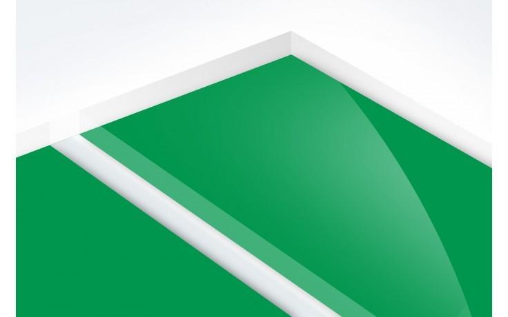 TG Reverse Gloss/Green 3mm