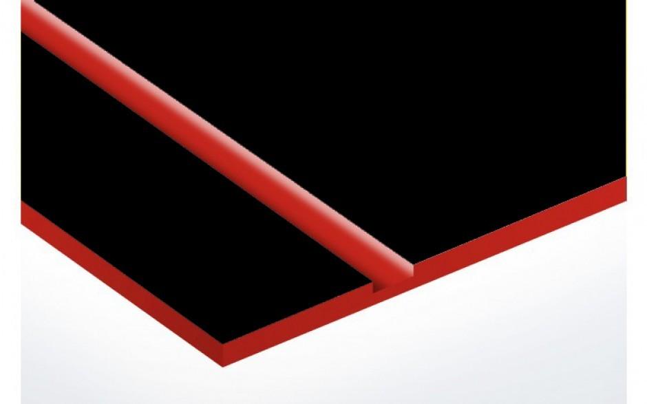 TroLase, Black/Red, 2ply, 1.6 mm