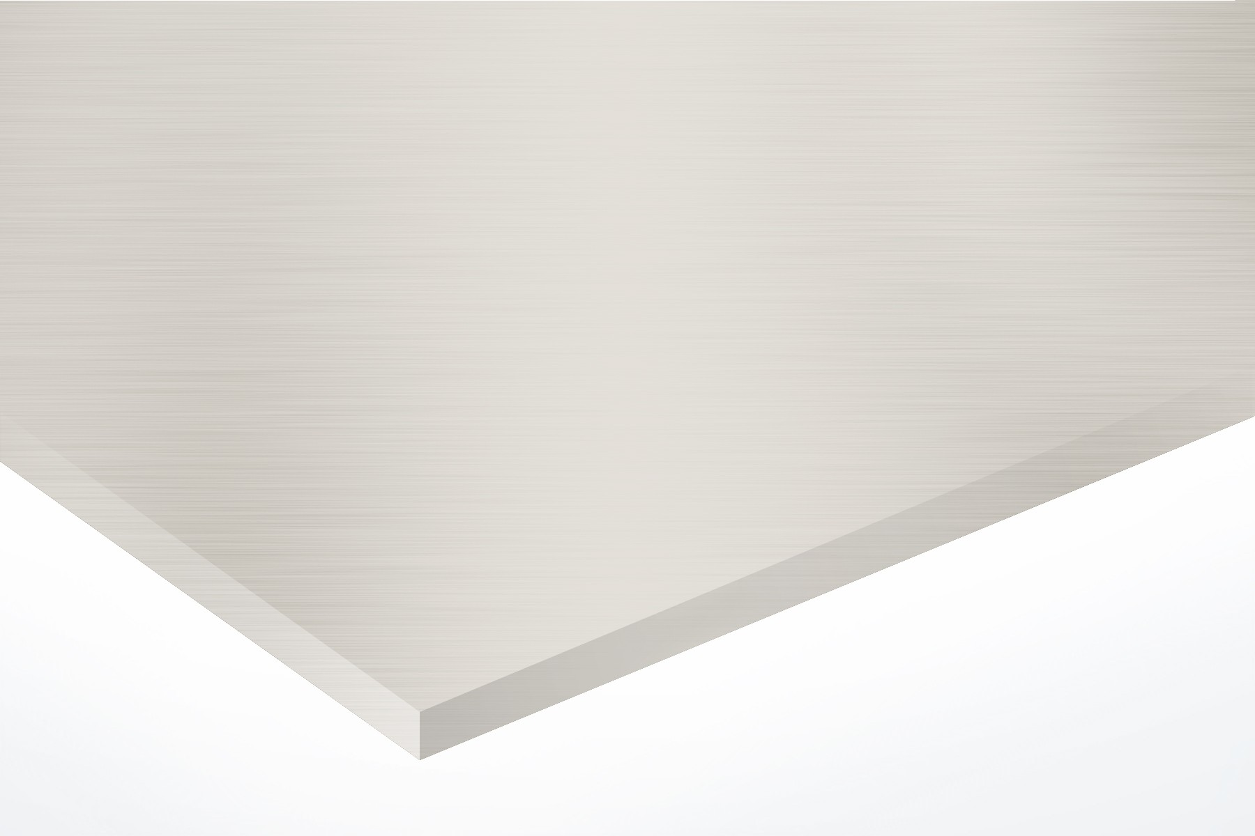 ALUMAMARK Satin Silver with Adhesive 305mm x 254mm x 0.13mm