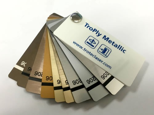 TROPLY METALLIC COLOUR FAN