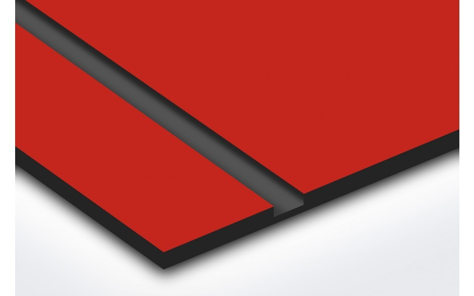 TroLase, Red/Black, 2ply, 1.6 mm