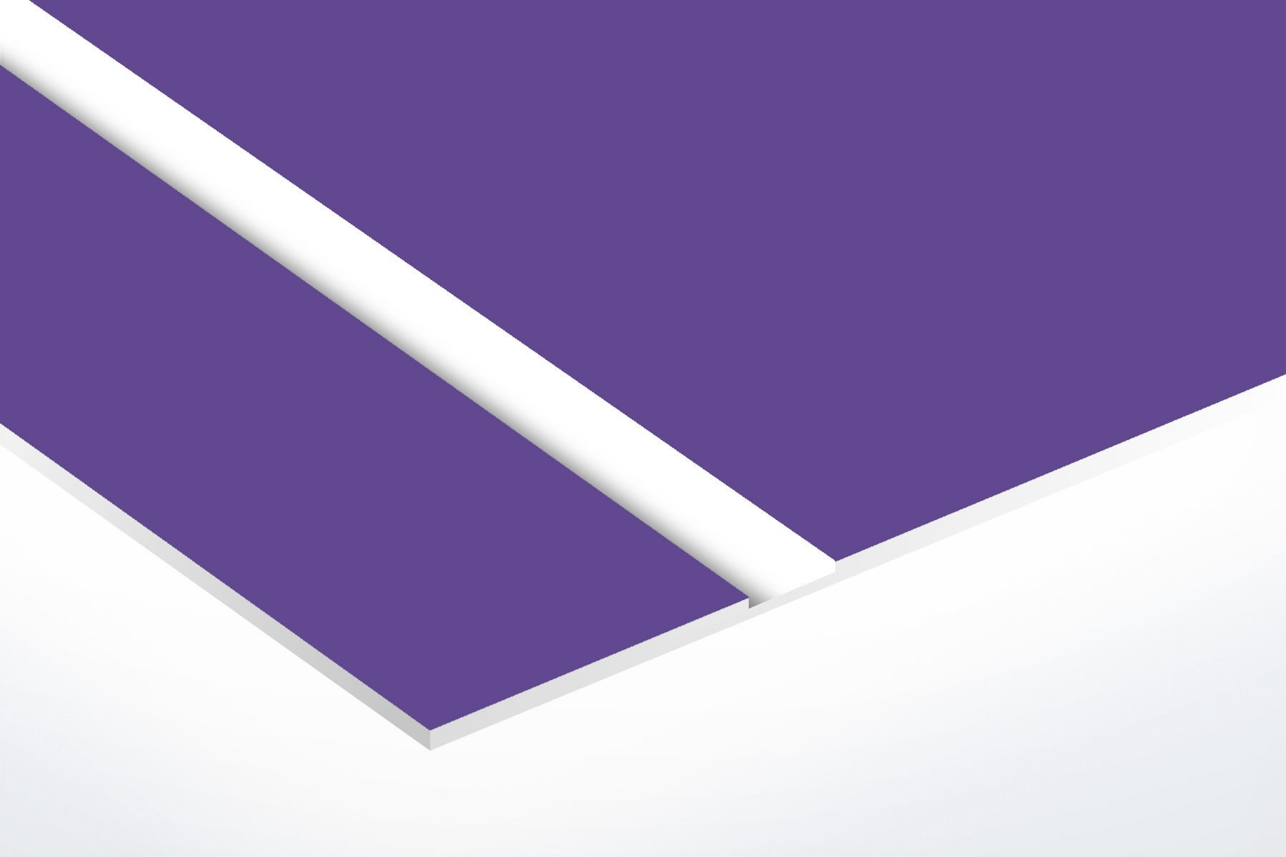 TroLase Lights,Purple/White, 2ply, 0.1 mm